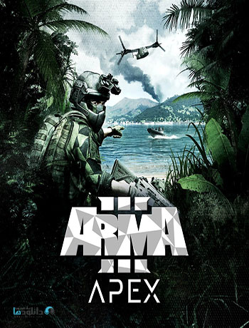 Arma 3 Apex pc cover small دانلود بازی Arma 3 Apex برای PC