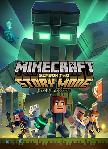 دانلود-بازی-Minecraft-Story-Mode-Season-Two