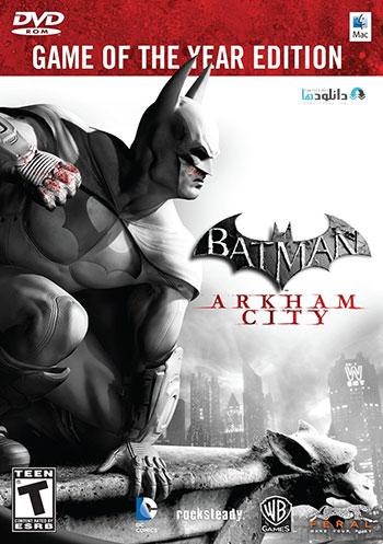 دانلود بازی Batman Arkham City GOTY-FitGirl برای PC