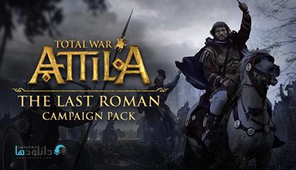 Total War ATTILA The Last Roman Campaign Pack pc cover دانلود DLC جدید بازی Total War ATTILA The Last Roman Campaign Pack برای PC