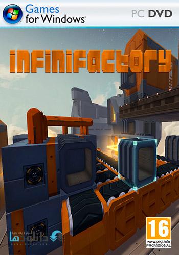 Infinifactory pc cover دانلود بازی Infinifactory برای PC