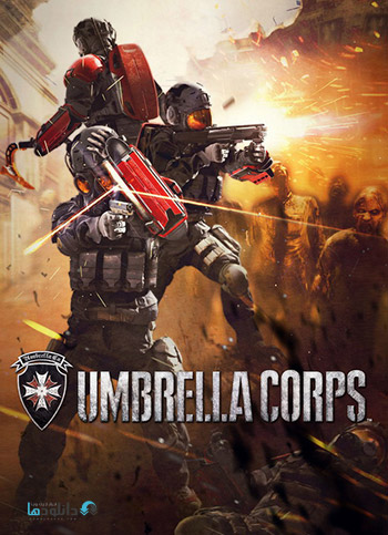 Umbrella Corps pc cover دانلود بازی Umbrella Corps برای PC
