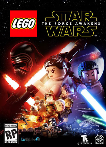 LEGO STAR WARS The Force Awakens pc cover دانلود بازی LEGO STAR WARS The Force Awakens برای PC