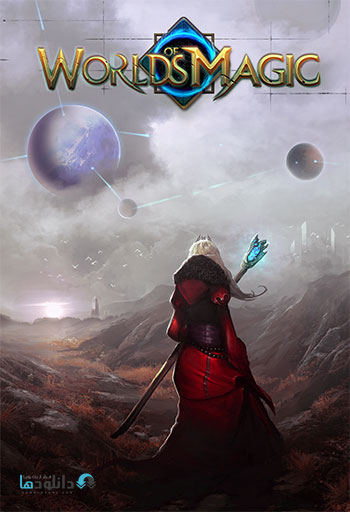 بازی Worlds of Magic