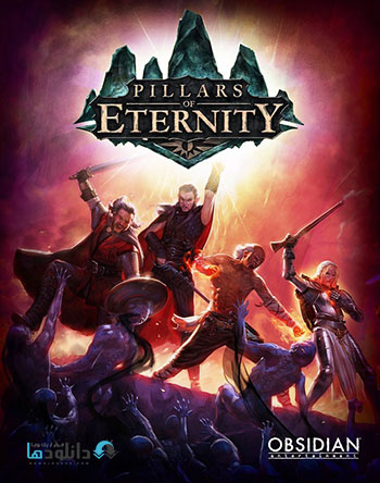 Pillars of Eternity pc cover small دانلود بازی Pillars of Eternity برای PC