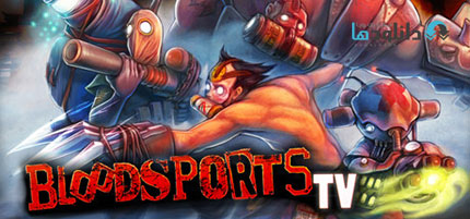 Bloodsports TV pc cover دانلود بازی Bloodsports TV برای PC
