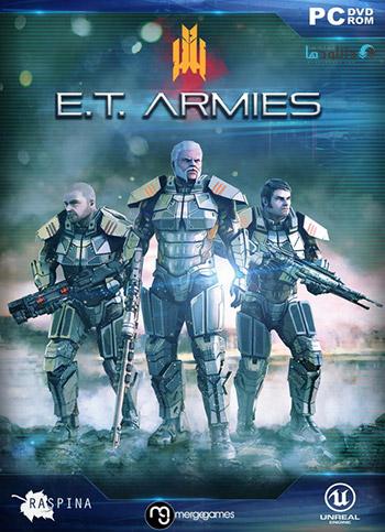 E.T. Armies pc cover دانلود بازی E.T. Armies برای PC