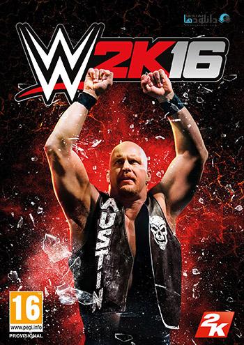 WWE 2K16 pc cover small دانلود بازی WWE 2K16 برای PC