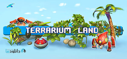 Terrarium Land pc cover دانلود بازی Terrarium Land برای PC