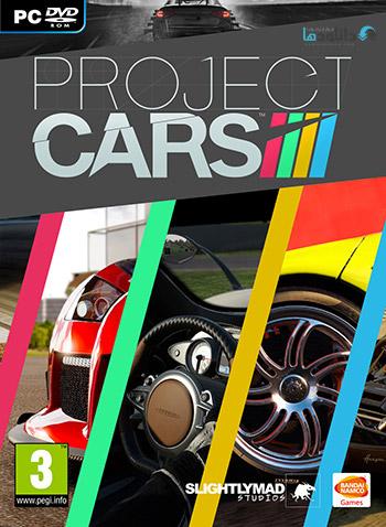 Project CARS pc cover small دانلود بازی Project CARS برای PC