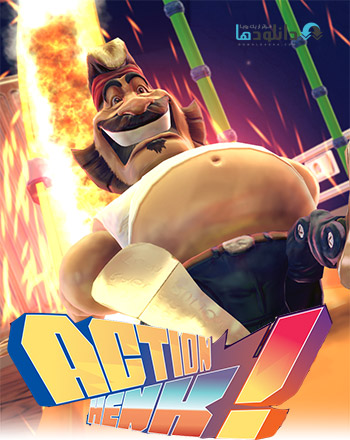 Action Henk pc cover دانلود بازی Action Henk برای PC