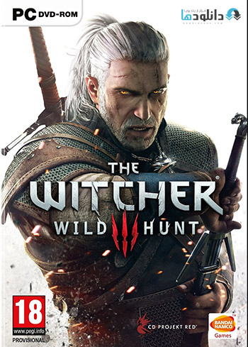 The Witcher 3 Wild Hunt pc cover small دانلود بازی The Witcher 3 Wild Hunt برای PC