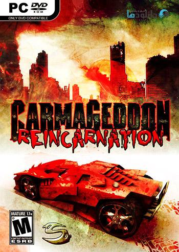 Carmageddon Reincarnation pc cover small دانلود بازی Carmageddon Reincarnation برای PC