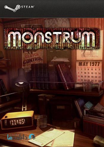 Monstrum pc cover small دانلود بازی Monstrum برای PC