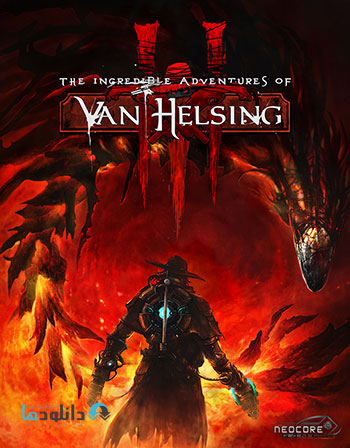 The Incredible Adventures of Van Helsing III pc cover small دانلود بازی The Incredible Adventures of Van Helsing III برای PC