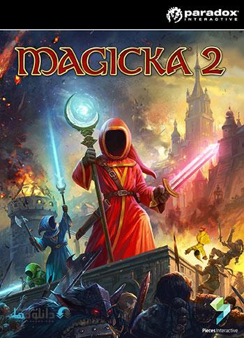 Magicka 2 pc cover small دانلود بازی Magicka 2 برای PC
