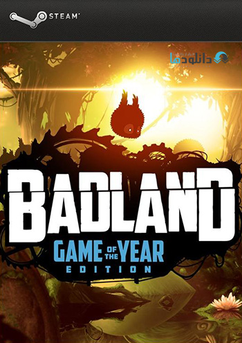 Badland pc cover small دانلود بازی BADLAND Game of the Year Edition برای PC