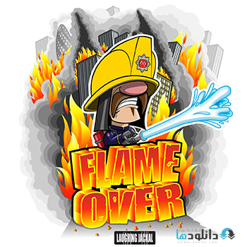 Flame Over pc cover small دانلود بازی Flame Over برای PC