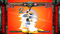 Guilty Gear XX Accent Core Plus R screenshots 02 small دانلود بازی Guilty Gear XX Accent Core Plus R برای PC