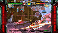 Guilty Gear XX Accent Core Plus R screenshots 03 small دانلود بازی Guilty Gear XX Accent Core Plus R برای PC