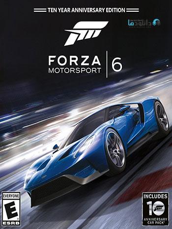 دانلود نسخه نهایی بازی Forza Motorsport 6 Apex Final برای PC