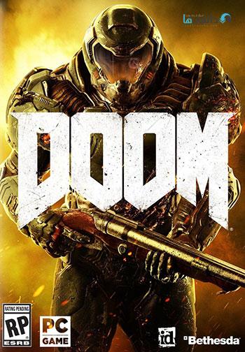 DOOM pc cover small دانلود بازی DOOM برای PC