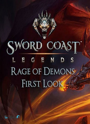 Sword Coast Legends Rage of Demons pc cover دانلود بازی Sword Coast Legends Rage of Demons برای PC