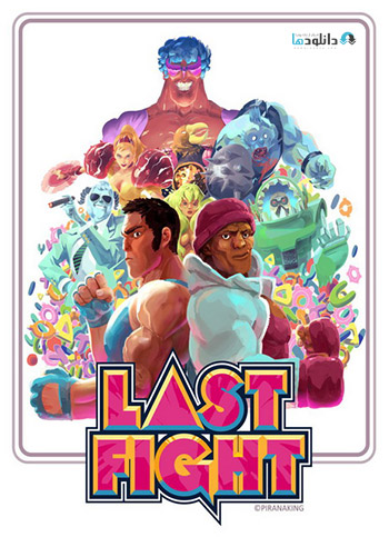 LASTFIGHT pc cover دانلود بازی LASTFIGHT برای PC