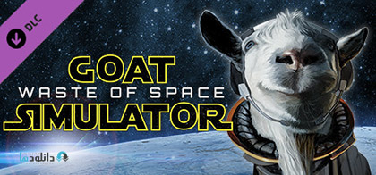 Goat Simulator Waste of Space pc cover دانلود بازی Goat Simulator Waste of Space برای PC