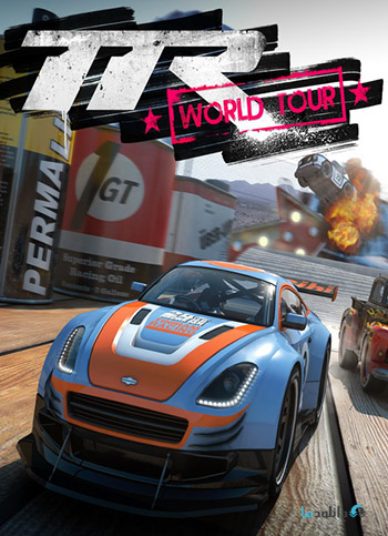 Table Top Racing World Tour pc cover دانلود بازی Table Top Racing World Tour برای PC