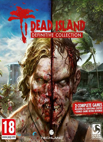 Dead Island Definitive Edition pc cover دانلود بازی Dead Island Definitive Edition برای PC