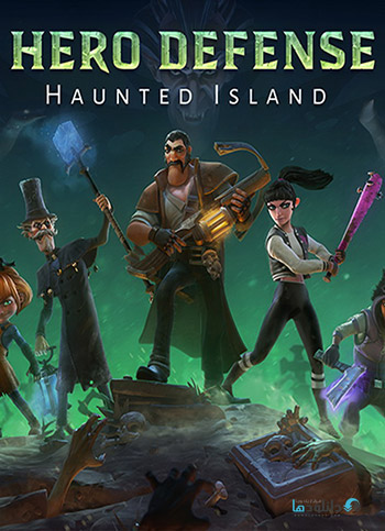 دانلود بازی Hero Defense Haunted Island برای PC
