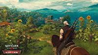 The Witcher 3 Wild Hunt Blood and Wine screenshots 01 small دانلود بازی The Witcher 3 Wild Hunt Blood and Wine برای PC