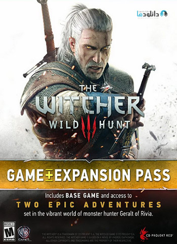 دانلود بازی The Witcher 3 Wild Hunt Blood and Wine برای PC.