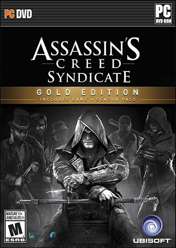 دانلود بازی Assassins Creed Syndicate Gold Edition-FitGirl برای PC