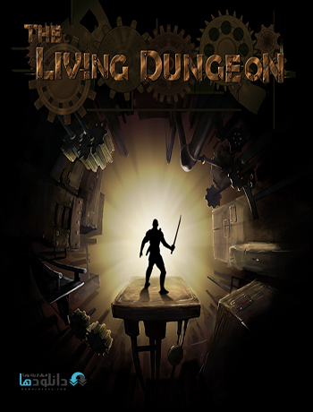 The Living Dungeon pc cover small دانلود بازی The Living Dungeon برای PC