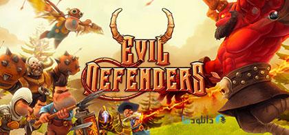 Evil Defenders pc cover دانلود بازی Evil Defenders برای PC