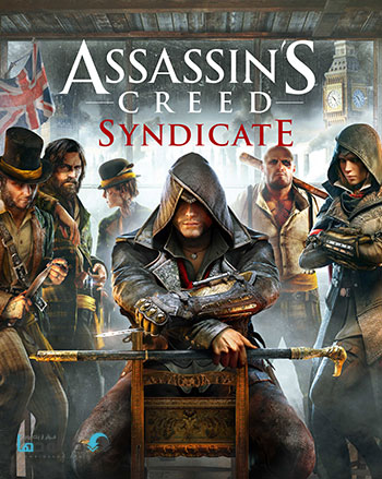 Assassins Creed Syndicate pc cover small دانلود بازی Assassins Creed Syndicate برای PC