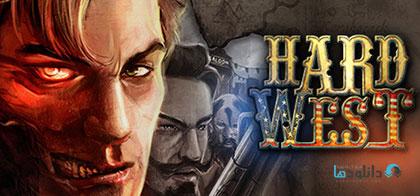 Hard West pc cover دانلود بازی Hard West برای PC
