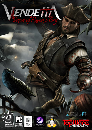 Vendetta Curse of Ravens Cry pc cover دانلود بازی Vendetta Curse of Ravens Cry برای PC