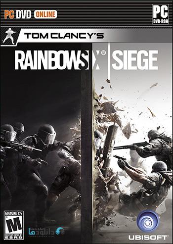 Tom Clancys Rainbow Six Siege pc cover small دانلود بازی Tom Clancys Rainbow Six Siege برای PC