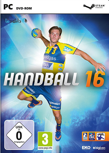 Handball 16 pc cover small دانلود بازی Handball 16 برای PC