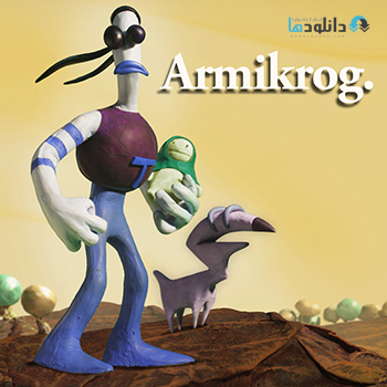 Armikrog pc cover دانلود بازی Armikrog برای PC