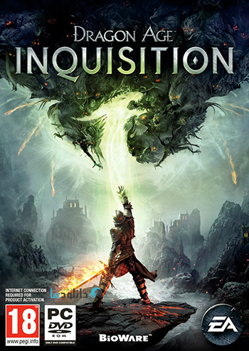 Dragon Age Inquisition pc cover small دانلود بازی Dragon Age Inquisition Deluxe Edition برای PC