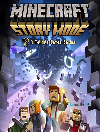 Minecraft Story Mode pc cover small دانلود بازی Minecraft Story Mode Episode 8 برای PC