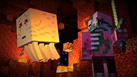 Minecraft Story Mode screenshots 01 small دانلود بازی Minecraft Story Mode Episode 1 برای PC