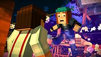Minecraft Story Mode screenshots 03 small دانلود بازی Minecraft Story Mode Episode 1 برای PC