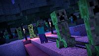 Minecraft Story Mode screenshots 05 small دانلود بازی Minecraft Story Mode Episode 1 برای PC
