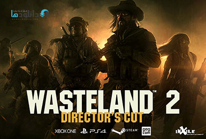 Wasteland 2 Directors Cut pc cover small دانلود بازی Wasteland 2 Directors Cut برای PC