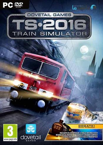 Train Simulator 2016 pc cover small دانلود بازی Train Simulator 2016 برای PC